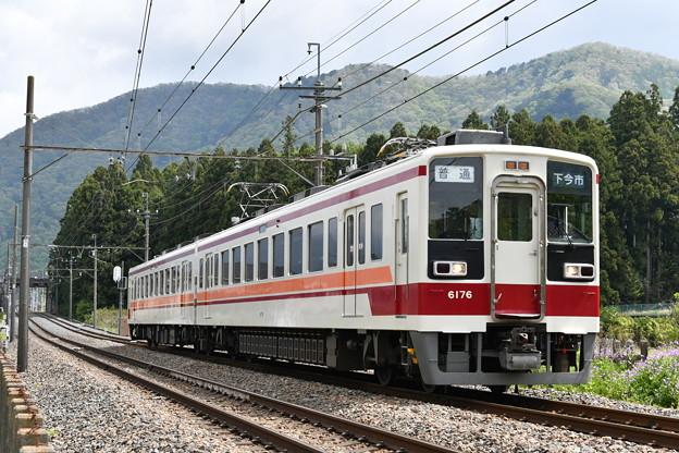 東武鬼怒川線 普通列車