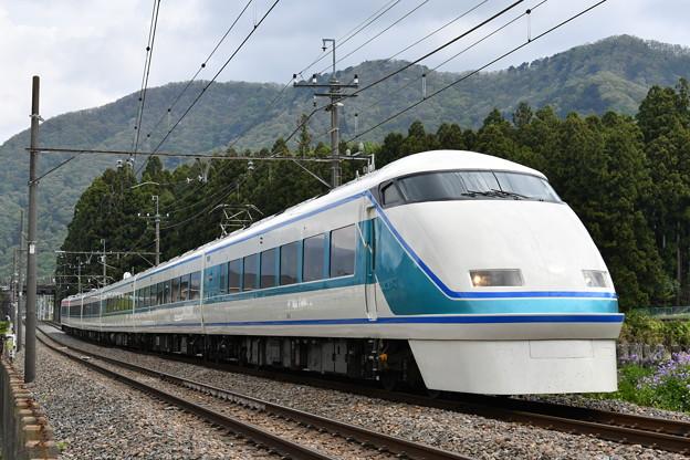 東武鉄道 きぬ 120号