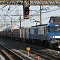 Photos: 貨物列車 (EH200-4)