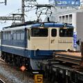 Photos: レール輸送列車 (EF651115)