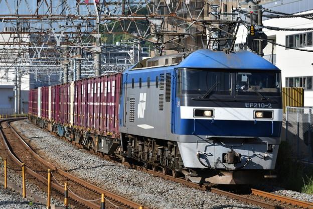 貨物列車 (EF210-2)