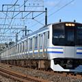 Photos: 総武線快速列車 (E217系)