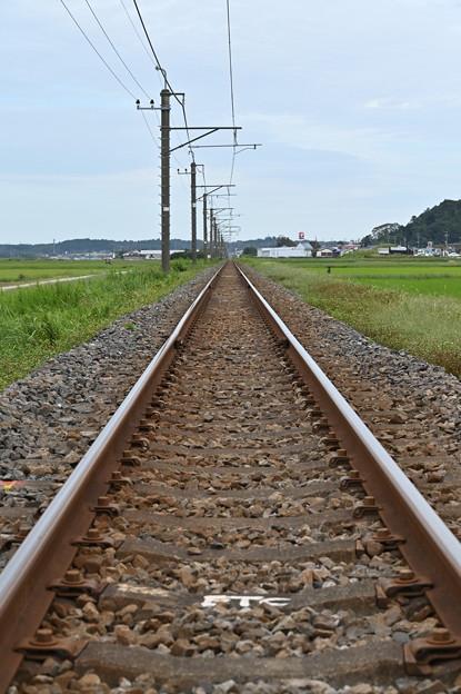 成田線 線路