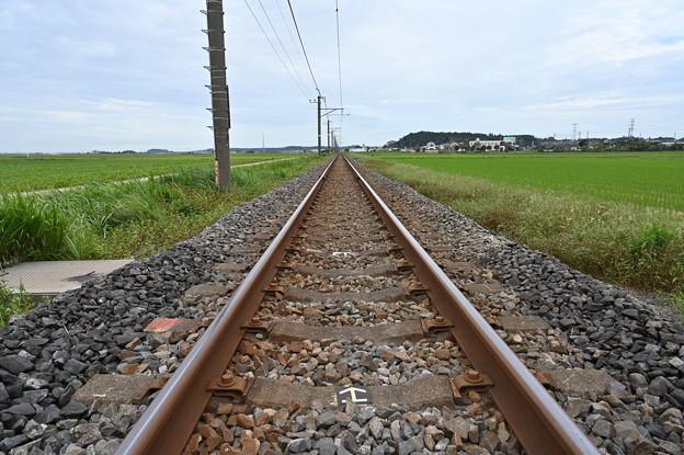Photos: 成田線 線路