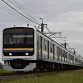 Photos: 成田線普通列車