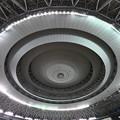 Photos: 京セラドーム大阪の天井