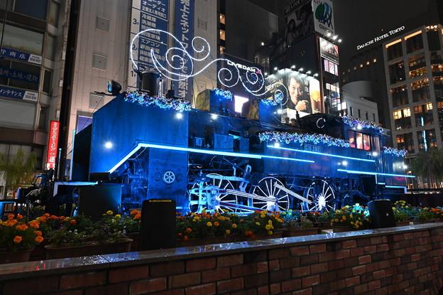 Photos: 新橋駅前SL広場のSL