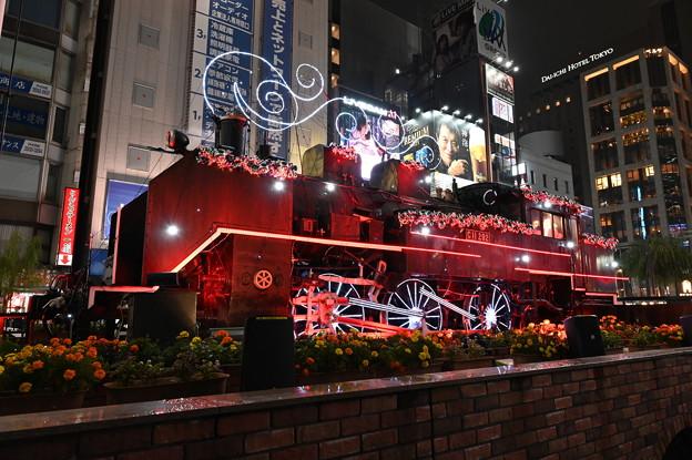 新橋駅前SL広場のSL