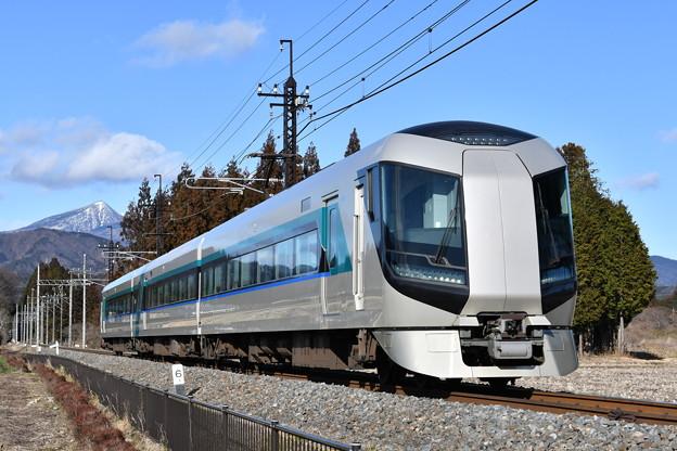 東武鉄道500系リバティ (リバティ会津132号)