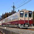 東武鉄道普通列車 6050系(旧塗装)