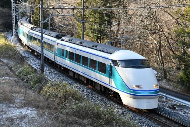 東武鉄道100系スペーシア 「粋」編成