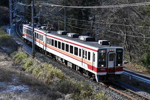 Photos: 東武鬼怒川線普通列車
