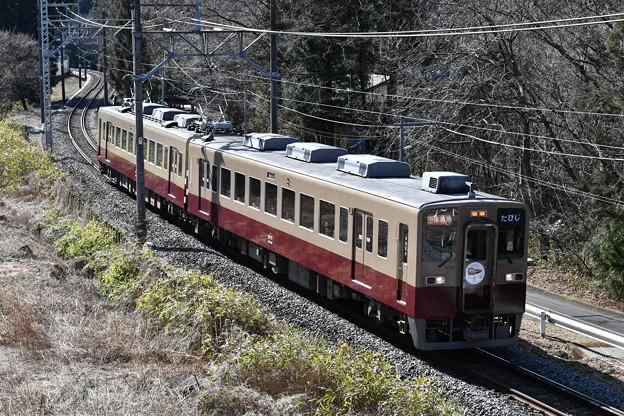 臨時列車 6050型旧塗装