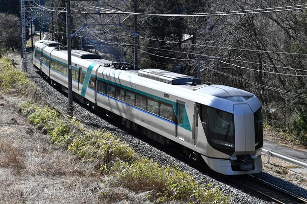 東武鉄道500系リバティ (リバティ会津111号)