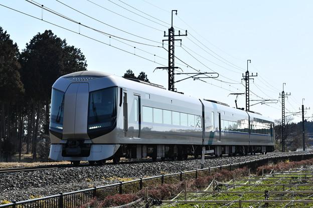 東武鉄道500系リバティ (リバティ会津117号)