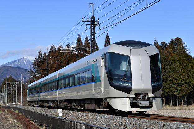 東武鉄道500系リバティ会津132号