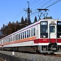 東武鉄道6050系4両 普通列車 上り