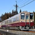 東武鉄道6050系4両(一部旧塗装) 普通列車 上り