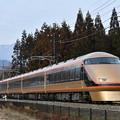 東武鉄道100系スペーシア 「日光詣」編成 (スペーシアきぬがわ6号)