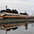 東武鉄道100系スペーシア 「日光詣」編成 (きぬ138号)