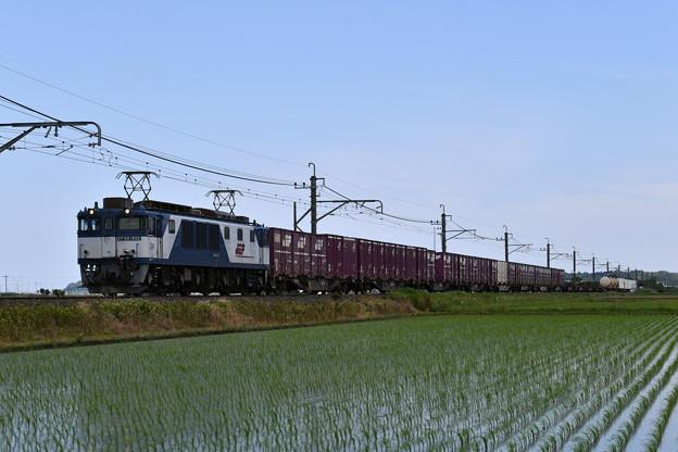 貨物列車 (EF641002)