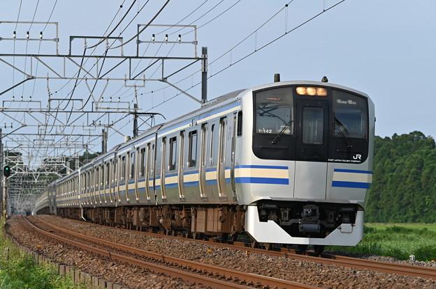 総武本線 快速列車