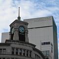 Photos: 銀座・和光の時計