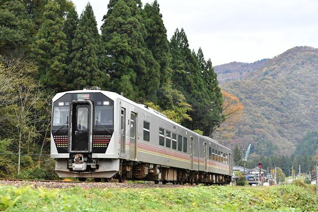 磐越西線 普通列車