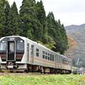 Photos: 磐越西線 普通列車