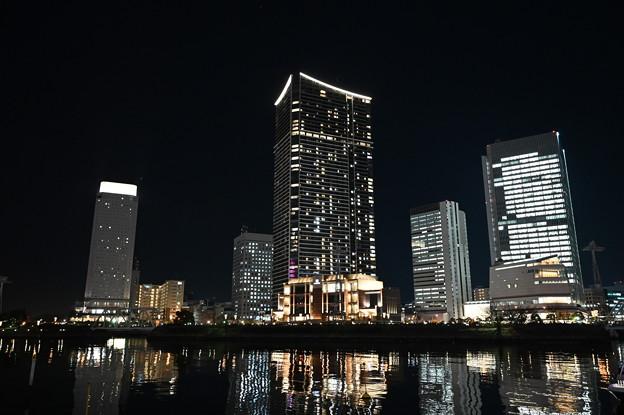 桜木町の夜景