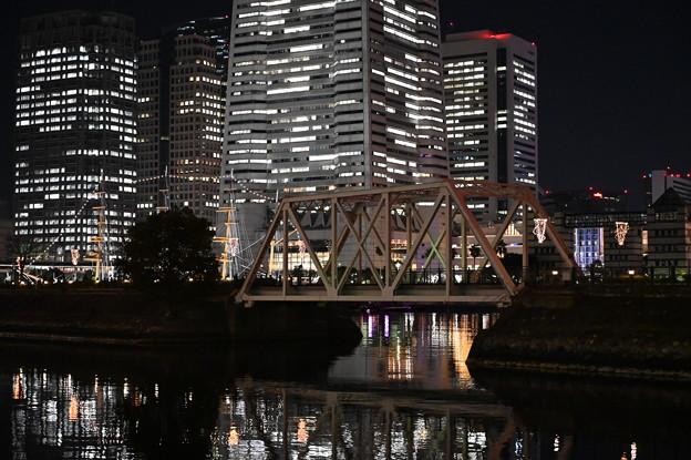 Photos: 汽車道の鉄橋