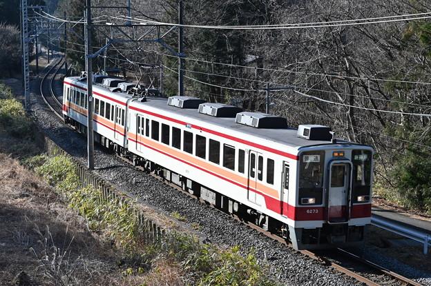 東武鬼怒川線普通列車 6050系