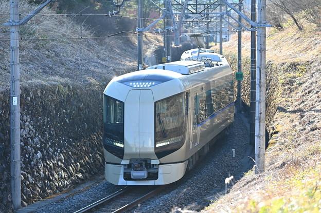 東武鉄道500系リバティ (リバティ会津101号)