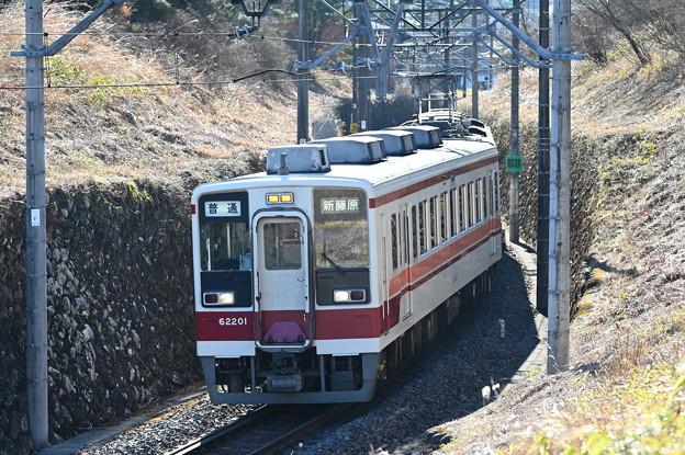 東武鬼怒川線普通列車 (6050系200番台)