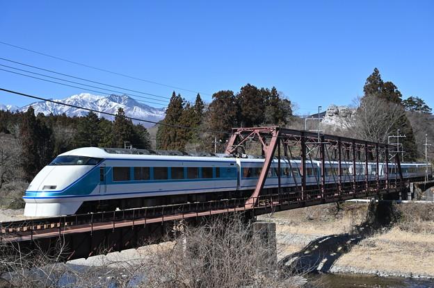 東武鉄道100系スペーシア 「粋」編成 (特急きぬ120号)