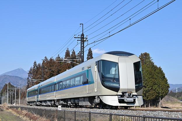 東武鉄道500系リバティ (特急リバティ132号)
