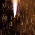 写真: 火焔