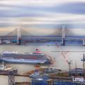 Photos: 入港