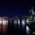 Photos: AM0:00 港湾夜景