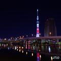 Photos: 東京百景 浅草吾妻橋あたり