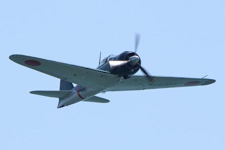 零式艦上戦闘機二二型 -3
