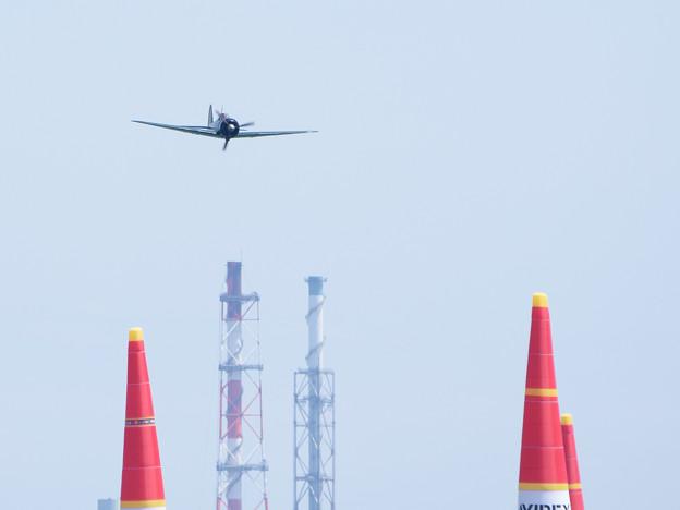 写真: 零式艦上戦闘機二二型 -7