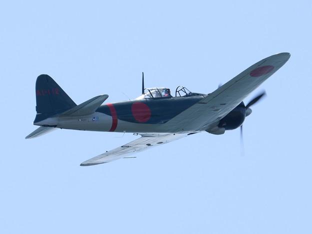 写真: 零式艦上戦闘機二二型 -11