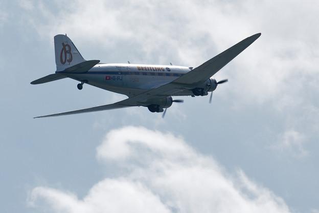 写真: ブライトリング DC-3A  -11