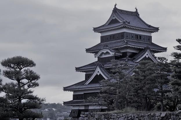 松本城天守閣