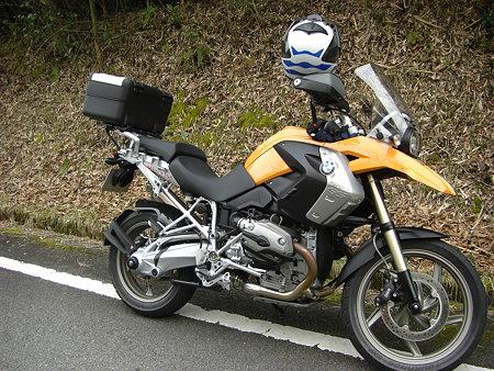 きんさん@BMW R 1200 GS