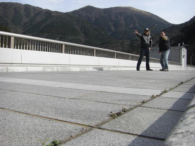 写真: マイナリストin福知山ダム