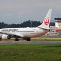 Photos: JAL  taxiing 02