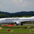 Photos: JAL taxiing 01