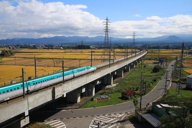 東北新幹線はやぶさ01